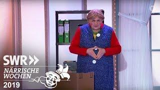 "Florian Sitte & Helmut Schlösser: ""Merkel zieht um"""