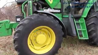 обзор трактора John Deere 6930