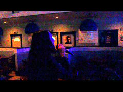 REAL LIFE 100% EXPOSED KARAOKE  Junelle and Robert Paint the town BROWN