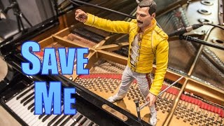 Fabrizio Spaggiari: Queen - Save Me - Rock Ballad Piano Cover - Milan - Magnifico Room