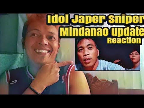 IDOL JAPER SNIPER MINDANAO UPDATE   SOWIERD   HUGOT NI DONNIX TV   INSPIRE OF JAPER SNIPER