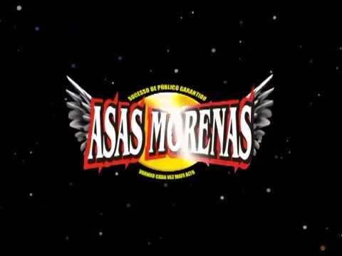 Dvd Asas Morenas Em Recife(2010)