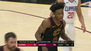 LA Clippers vs Cleveland Cavaliers : March 22, 2019