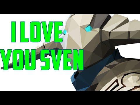 Sven is OP!!!!!11  Dota 2