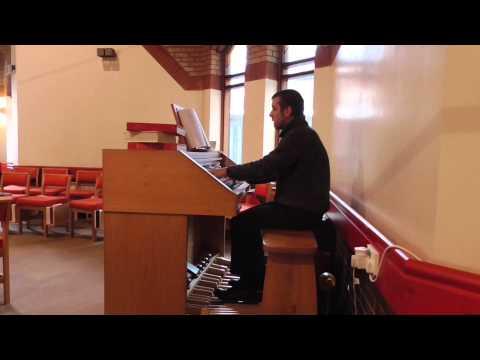 All praise to our redeeming Lord - Central Methodist Church, Hyde (Makin organ)