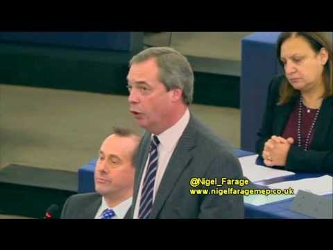 Farage: We Are Now Run By Big Business, Big Banks and Big Bureaucrats