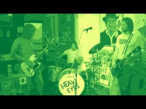 Heavy Eyes - These Men Are Wolves (DYESS)