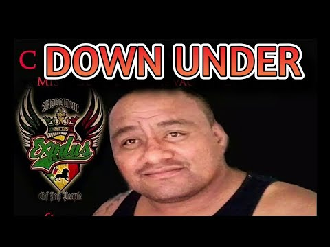 Chrishaggy aka Chrismona - Down Under - DR Production