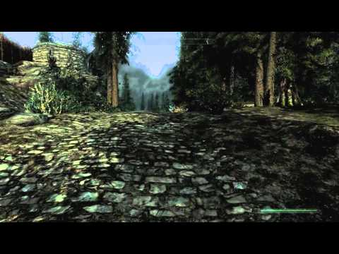 New Jagged Thorn Vampire Skyrim Lets Play! 22