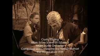 Video The Wizard of Oz-Crystal Gazing download MP3, 3GP, MP4, WEBM, AVI, FLV November 2017