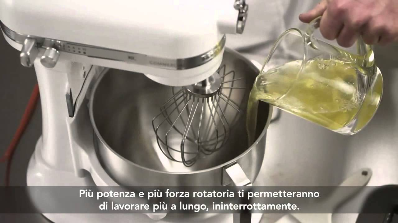 casabella dal cin presenta kitchenaid robot da cucina - youtube - Kitchenaid Robot Da Cucina