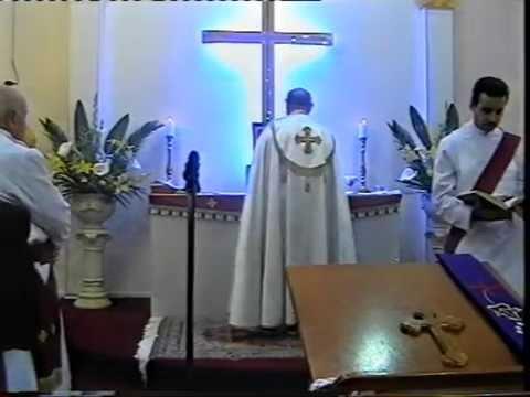 Liturgie assyrienne célébrée par S. B. le Patriarche de l'Eglise d'Orient Mar Dinkha IV - 1/3
