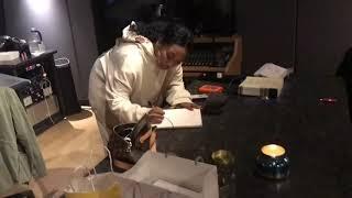 Brandy recording saving all my love