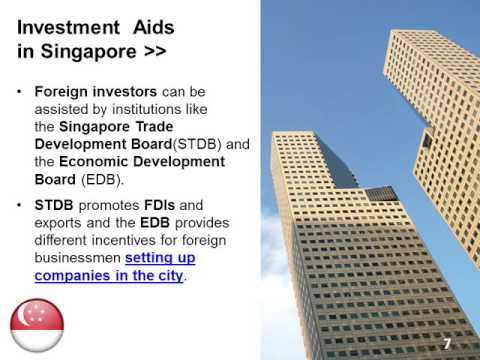 Why Invest in Singapore?
