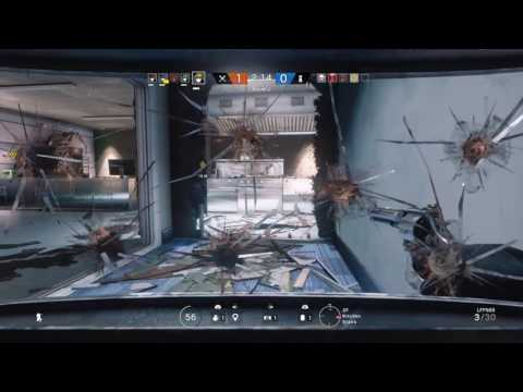 Recruit party messing around with recruit