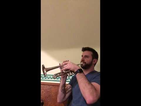 Penny Lane Piccolo Trumpet Solo