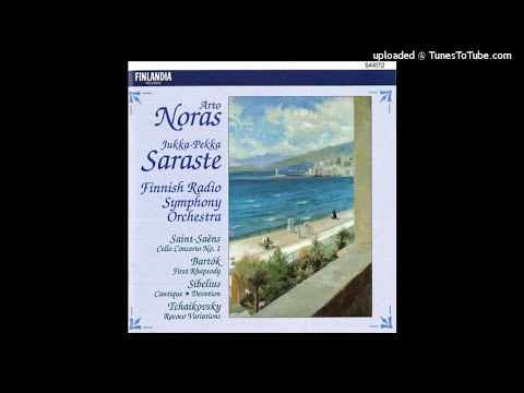 Jean Sibelius : Two pieces for Cello and orchestra Op. 77 (1914-15)