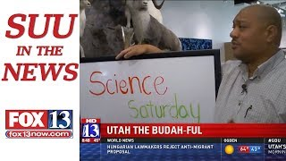 Image for vimeo videos on In the News: SUU's Science Saturday