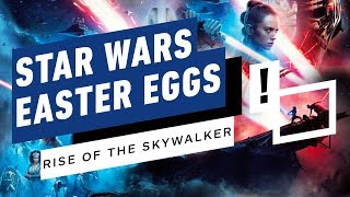 Star Wars: The Rise of Skywalker 34 Best Easter Eggs, Call Backs and References