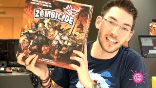 ZOMBICIDE - Big Fun #6 avec Xari, Kenny, SuperZouloux