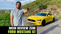 2020 Ford Mustang GT Fastback (5,0 Liter, V8, 450 PS) Fahrbericht | FULL Review | 0-100 km/h | Sound