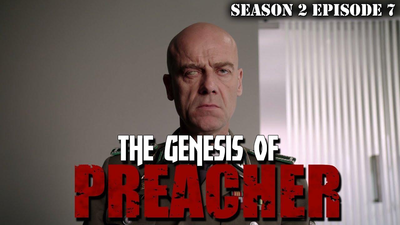 Download The Genesis of Preacher - (Season 2 Episode 7) A Preacher Discussion