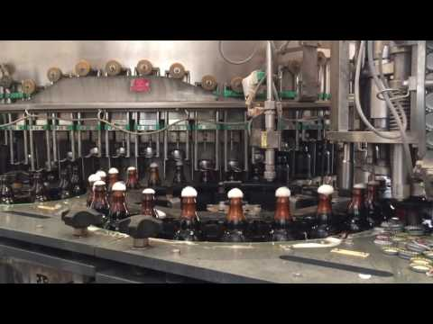 Asmara Beer  - Asmara, Eritrea - Bottling plant and brewery - Sept. 2016