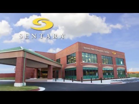 Sentara Rmh Orthopedic Center Open House Youtube