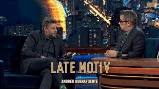 "LATE MOTIV -  Raúl Cimas. ""El expreso de medianoche"" | #LateMotiv485"