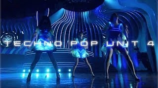 TECHNO POP UNIT 4 -- Perfume × CONTROL --