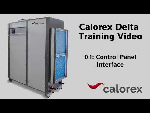 Training Video - 01 Control Panel Interface