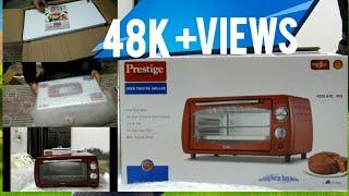 Oven Toaster Griller Prestige 9 LTR POTG 9 PC