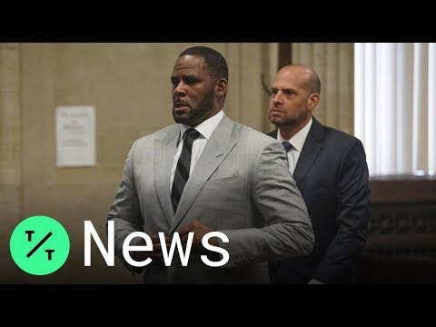 Young Scholar - R Kelly Arrested Again