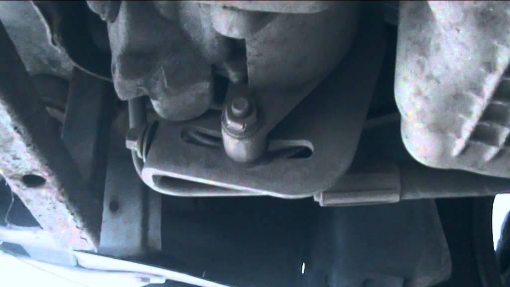 Подтяжка ремня гидроусилителя на ZAZ Forza