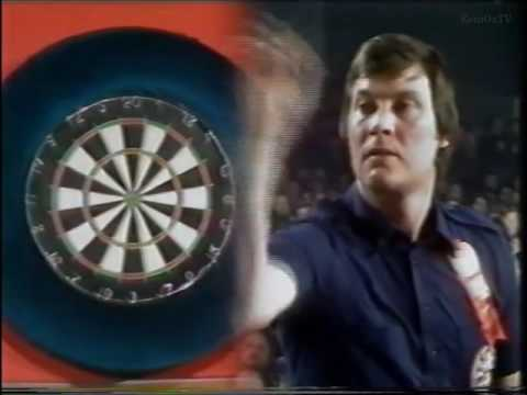Ronnie Davis vs Tony Brown 1978 Winmau World Masters Final