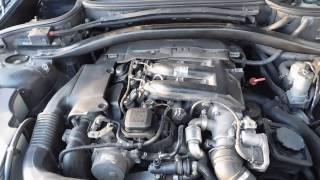 Замена свечей накала на БМВ Х3...Replacement of glow plugs on BMW X3