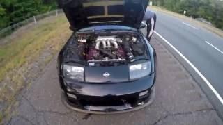 VH45 300zx Blown Motor!