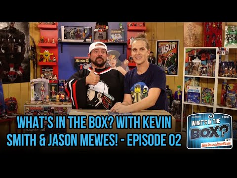 What's In The Box? With Jay & Silent Bob! - Episode 02