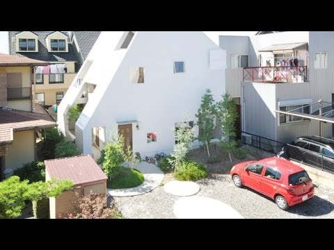 Small Homes in Japan, Cool Japanese Houses