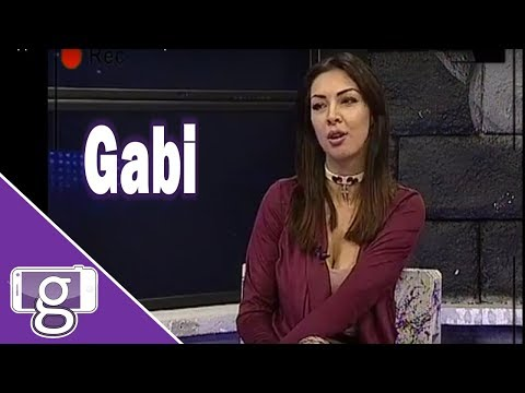 GossApp interview - Gabi & Despot