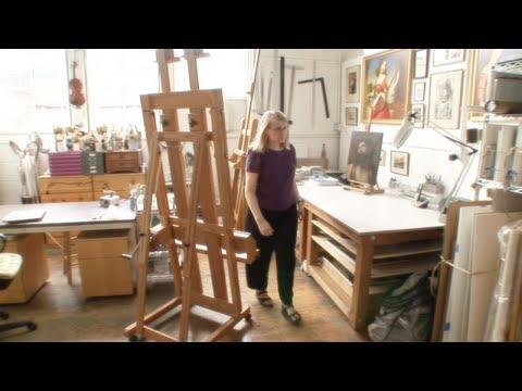 Elzbieta Osiak-Heise - Painting Conservation Studio 2010