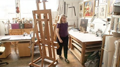Elzbieta Osiak-Heise - Painting Conservation Studio 2010