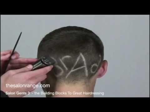 FREE HAIRCUT DEMO Salon Gents 3  Hair Tattooing  YouTube
