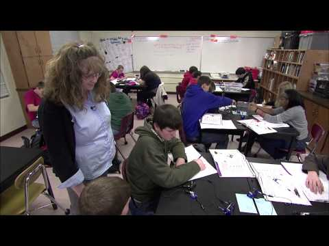 Exploration, Discovery, Learning -- Middle School Science Education