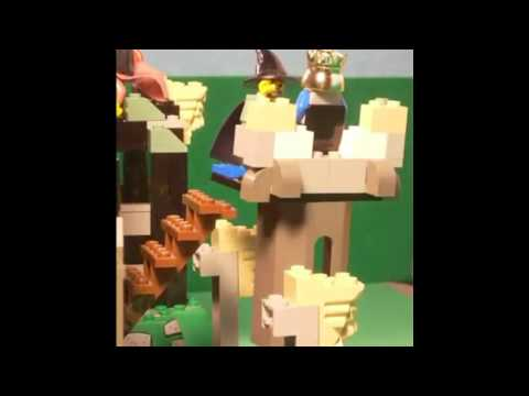 Medeivalishness [Lego Stop Motion Animation]