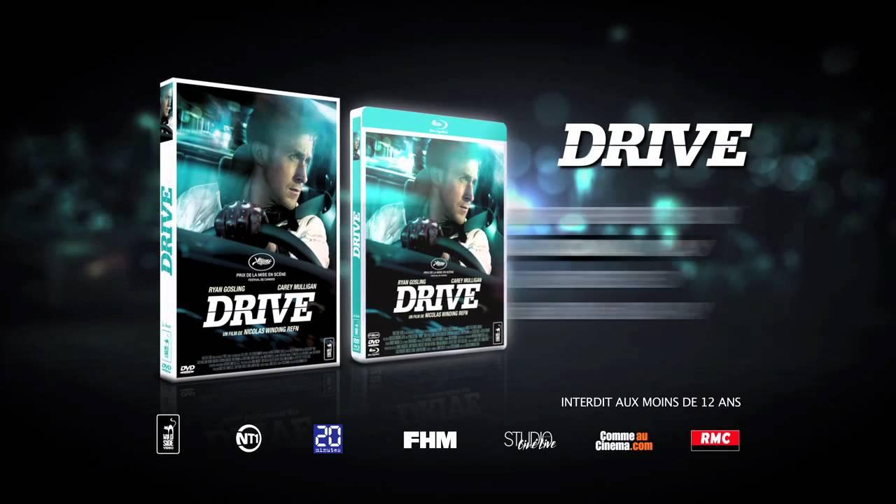 DRIVE - teaser sortie DVD/Blu-ray