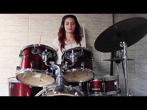 Amanda  Green Day  Boulevard Of Broken Dreams Drum