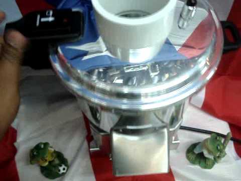 masa machine for pasteles