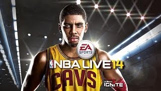 NBA LIVE 14 Demo Gameplay Xbox One