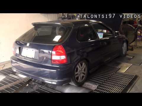 Honda Civic EJ6 Coupe + compressor Jackson Racing | Waooz com